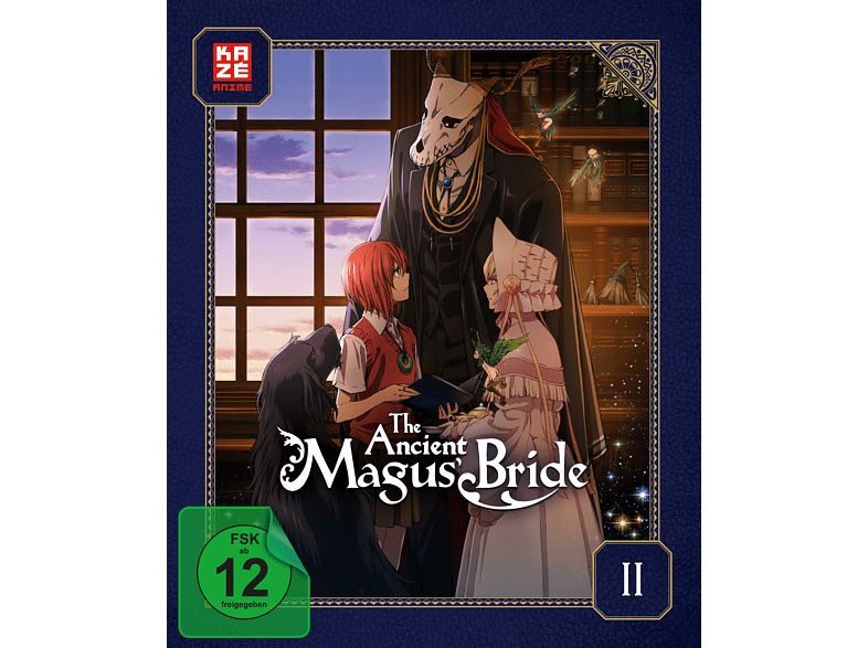 The Ancient Magus' Bride – Vol. 2 - Ep. 7-12 DVD von KAZE