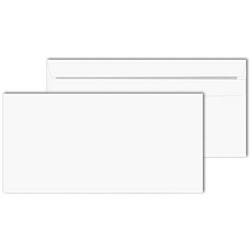 Briefumschläge DIN C6 Geburtstagskarten Schwarz Weiß Spitze Umschlag Kuvert