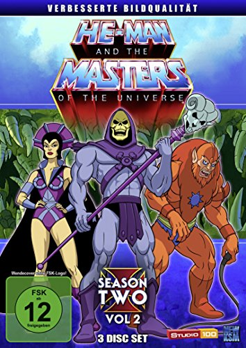 He-Man and the Masters of the Universe - Season 2/Vol. 2 [3 DVDs] von KSM GmbH