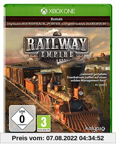 Railway Empire [Xbox One] von Kalypso
