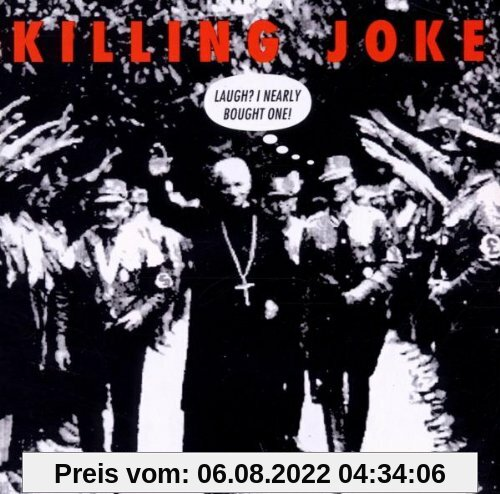 Laugh? I Nearly Bought One! von Killing Joke