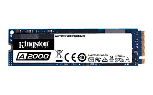 Kingston A2000 (SA2000M8/1000G) SSD NVMe PCIe M.2 2280 1TB von Kingston