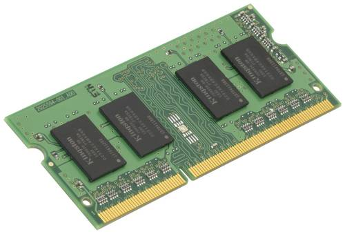 Kingston Laptop-Arbeitsspeicher Modul ValueRAM KVR16LS11/4 4GB 1 x 4GB DDR3L-RAM 1600MHz CL11 11-11- von Kingston