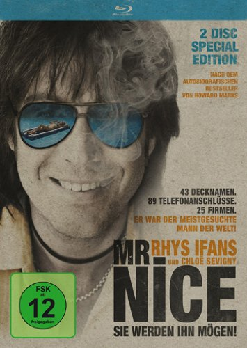 Mr. Nice [Blu-ray] [Special Edition] von Koch Media GmbH - DVD