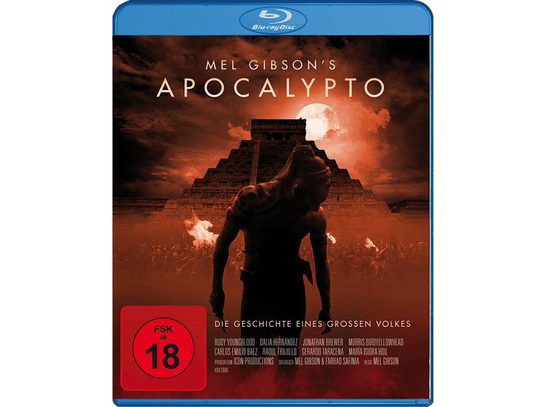 Apocalypto [Blu-ray] von Black Hill Pictures