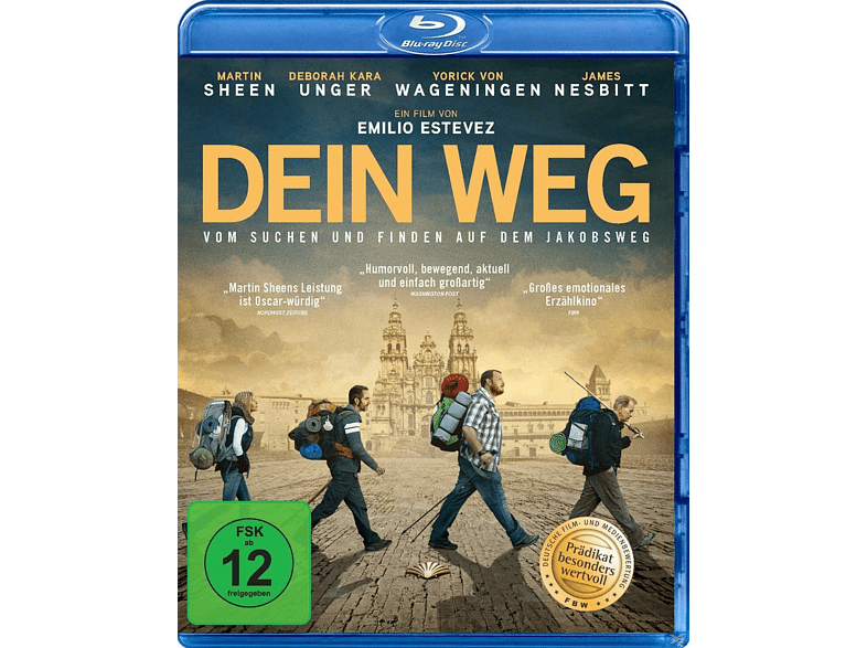 Dein Weg [Blu-ray] von Koch Media Home Entertainment