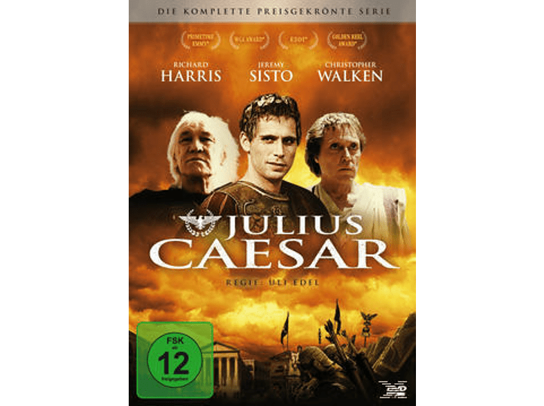 JULIUS CAESAR [DVD] von Black Hill Pictures