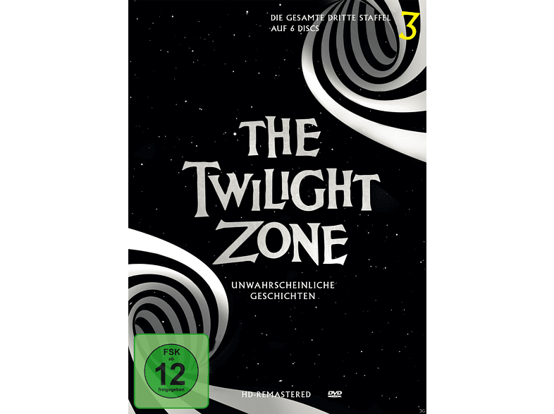 The Twilight Zone - Staffel 3 [DVD] von Koch Media Home Entertainment
