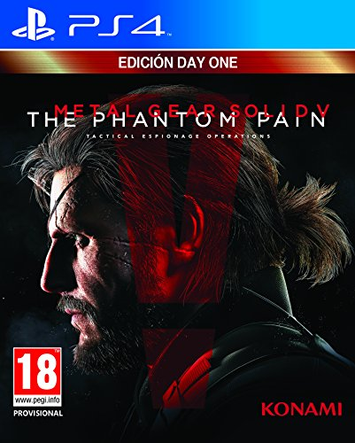 Videojuegos Multimarca - Videojuegos Multimarca Ps4 Metal Gear Solid V: The Phantom - 100417 von Konami