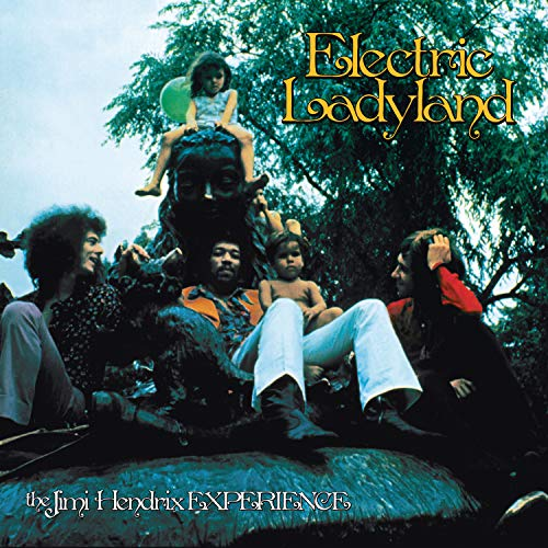 Electric Ladyland-50th Anniversary Deluxe Edition [Vinyl LP] von LEGACY RECORDINGS