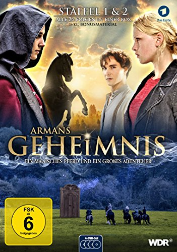 Armans Geheimnis, Staffel 1 & 2 - Die Collection [4 DVDs] von LEONINE Distribution GmbH