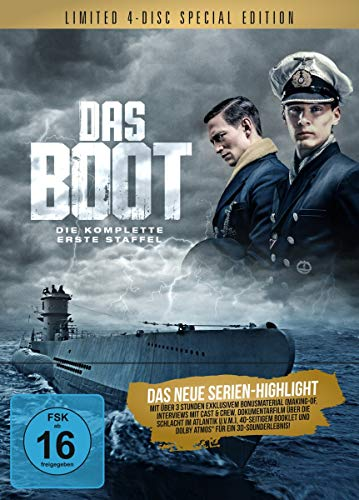 Das Boot - Staffel 1 (Serie) Blu-ray Limited Special Edition von LEONINE