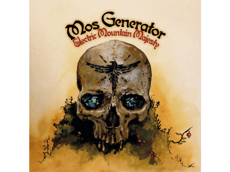 Mos Generator - Electric Mountain (Ltd.180 Gram Colored Vinyl) (Vinyl) von LISTENABLE