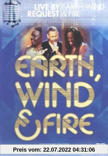Earth, Wind & Fire - Live By Request [Collector's Edition] von Lawrence Jordan