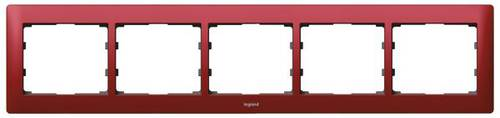 Legrand Rahmen Galea / Pro21 Magic-Red 771905 von Legrand