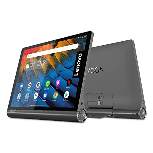 Lenovo Yoga Smart Tab 25,5 cm (10,1 Zoll, 1920x1200, Full HD, WideView, Touch) Tablet-PC (Octa-Core, 4GB RAM, 64GB eMCP, Wi-Fi, Android 9) grau von Lenovo