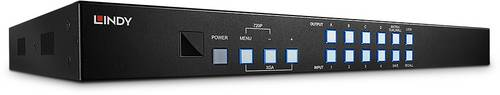 LINDY HDMI Video Wall Matrix Controller 4 Port HDMI-Matrix-Switch von Lindy