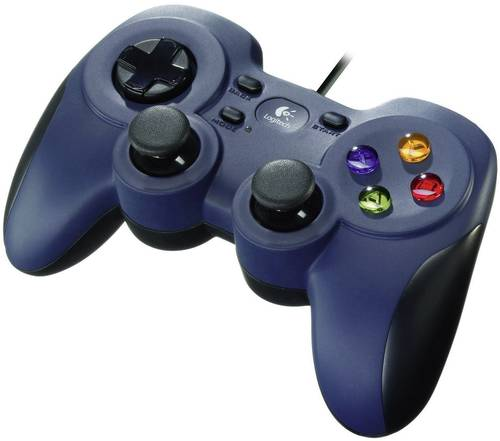 Logitech Gaming F310 Controller Gamepad PC Blau von Logitech Gaming