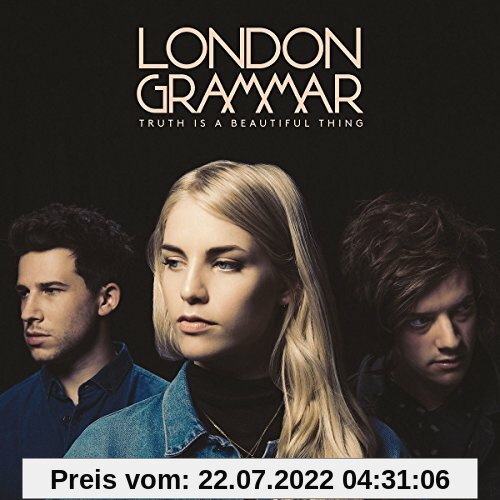 Truth Is A Beautiful Thing von London Grammar