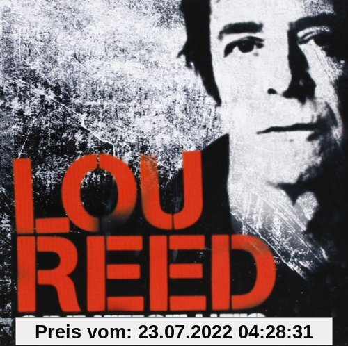 NYC Man - the Greatest Hits von Lou Reed