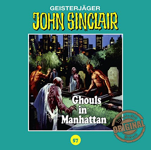 Ghouls in Manhattan von Lübbe Audio