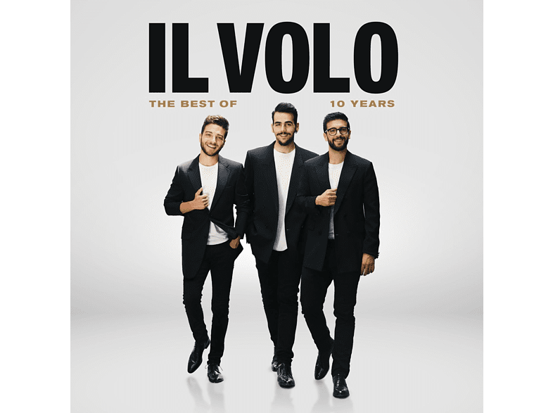 Il Volo - 10 Years The best of (CD+DVD) (CD + DVD Video) von MASTERWORK