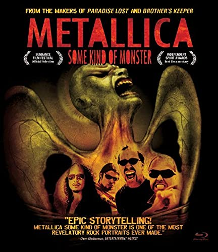 Metallica - Some Kind Of Monster/10th Anniversary Edition [Blu-ray] von METALLICA