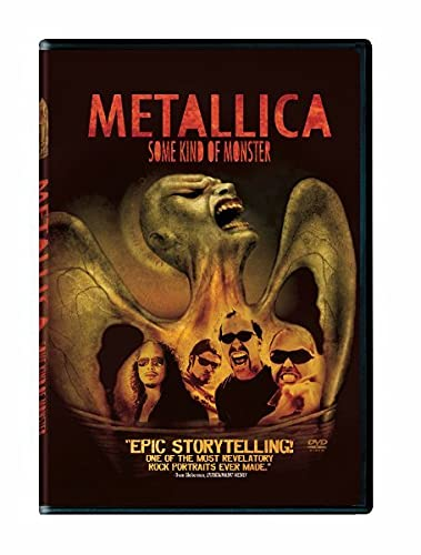 Metallica: Some Kind of Monster (10th Anniversary Edition, 2 Discs) von METALLICA