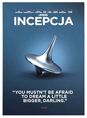 Inception [DVD] (IMPORT) (Keine deutsche Version) von Galapagos