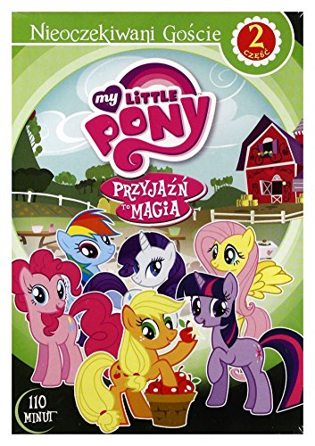 My Little Pony: Friendship Is Magic [DVD] (IMPORT) (Keine deutsche Version) von Galapagos