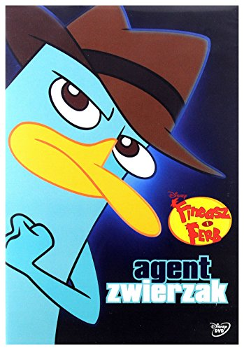 Phineas And Ferb: Animal Agents [DVD] [Region 2] (IMPORT) (Keine deutsche Version) von Galapagos