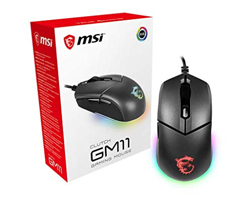 MSI Gaming Mouse Clutch GM11 von MSI