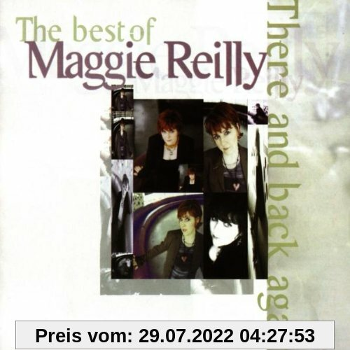 There and back again: The Best of Maggie Reilly von Maggie Reilly
