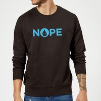 Magic The Gathering Nope Pullover - Schwarz - M - Schwarz von Magic The Gathering