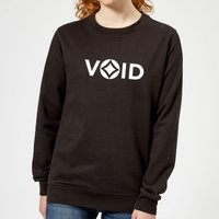 Magic The Gathering Void Damen Pullover - Schwarz - XL - Schwarz von Magic The Gathering