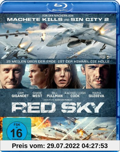 Red Sky [Blu-ray] von Mario van Peebles