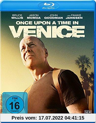Once upon a time in Venice [Blu-ray] von Mark Cullen