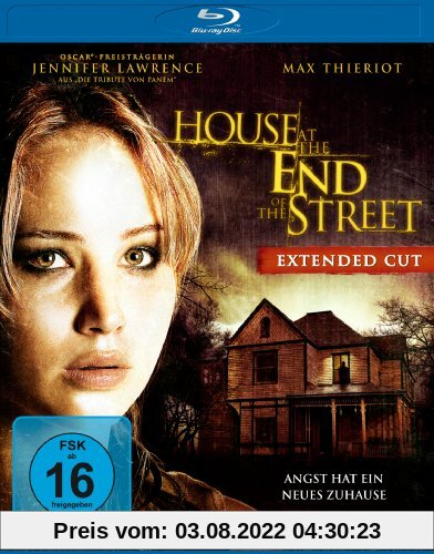 House at the End of the Street - Extended Cut [Blu-ray] von Mark Tonderai
