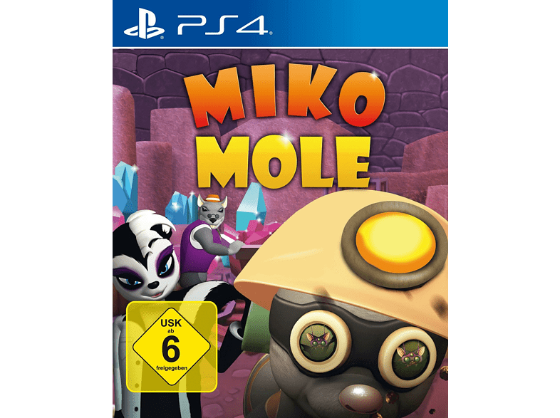 MIKO MOLE [PlayStation 4] von Markt+Technik