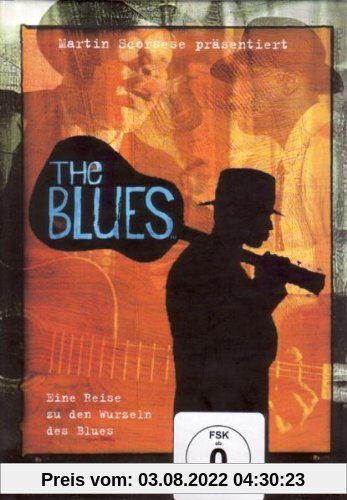 The Blues - Collector's Box-Edition (7 DVDs) von Martin Scorsese