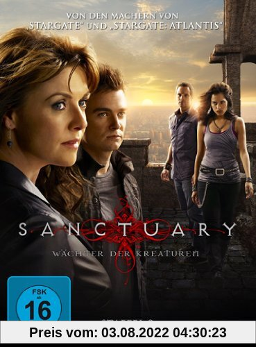 Sanctuary - Wächter der Kreaturen, Staffel 3.1 [3 DVDs] von Martin Wood