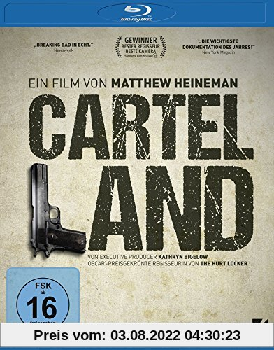 Cartel Land [Blu-ray] von Matthew Heineman