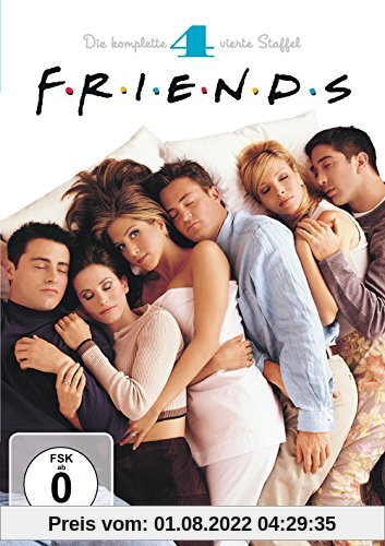 Friends - Die komplette Staffel 04 [4 DVDs] von Matthew Perry