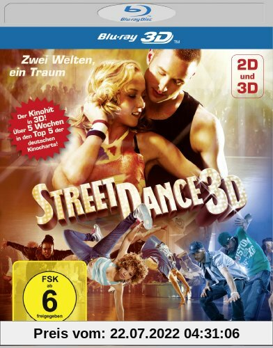 StreetDance 3D (inkl. 2D Version) [Blu-ray 3D] [Deluxe Edition] [Deluxe Edition] von Max Giwa