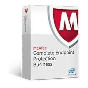 McAfee Complete EndPoint Protection Business - Lizenz + 1 Jahr Gold Business Support - 1 Knoten - Protect Plus, Associate - Stufe G (1001-2000) - Englisch (CEBCDE-AA-GA) von Mcafee