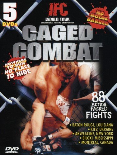 Caged Combat - IFC World Tour (NTSC 5 DVDs) von Mediaphon-Madacyn