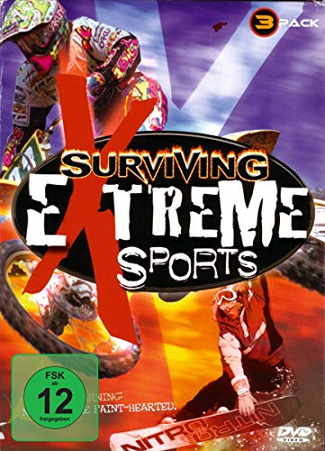 Surviving Extreme Sports [3 DVDs] von Mediaphon-Madacyn