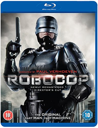 Robocop [Remastered] [Blu-ray]