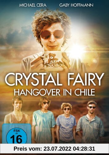 Crystal Fairy - Hangover in Chile von Michael Cera