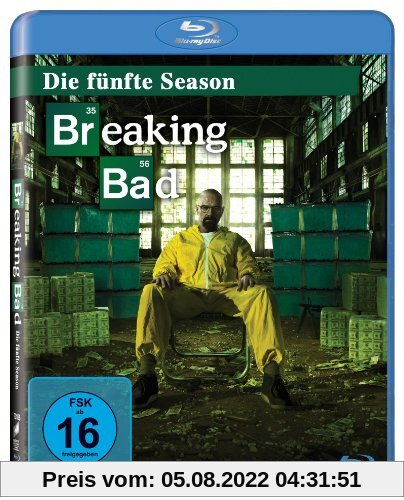 Breaking Bad - Die fünfte Season [Blu-ray] von Michael Slovis
